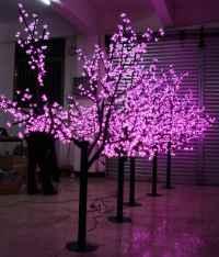 T-CH2.0m-864L-櫻花樹燈