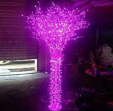 T-MF2.0m-2400L-LED發光樹燈