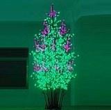 T-L2.5m-3200L-LED丁香樹燈