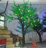 T-HS3.5m-2592L-LED高仿樹燈