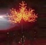 T-Pe5.0m-5184L-LED桃花樹燈